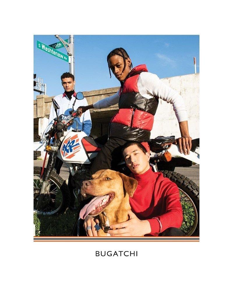 Bugatchi FW19 Bugatchi FW19 Vanity Teen 虚荣青年 Menswear & new faces magazine
