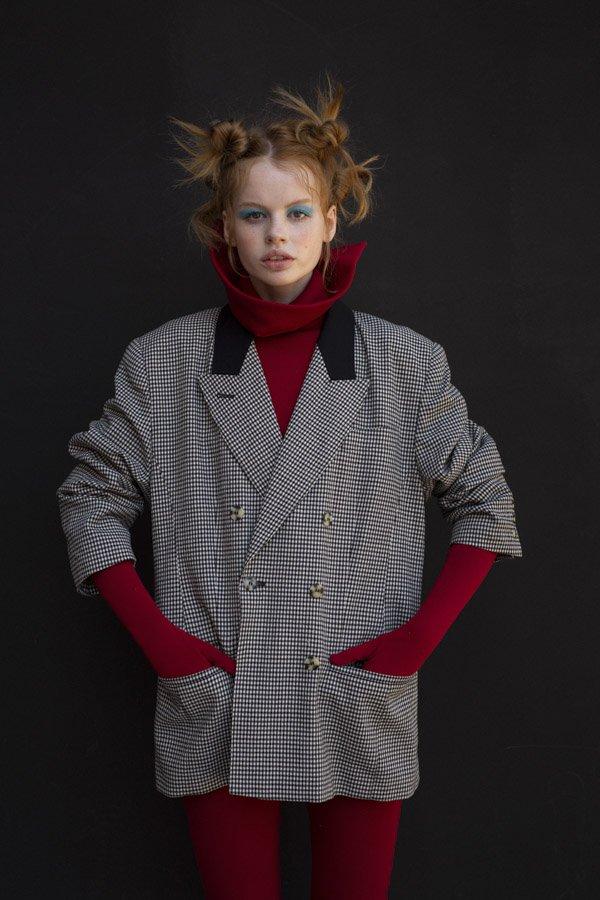 Julia Klimczuk by Helena Bromboszcz Julia Klimczuk by Helena Bromboszcz Vanity Teen 虚荣青年 Menswear & new faces magazine