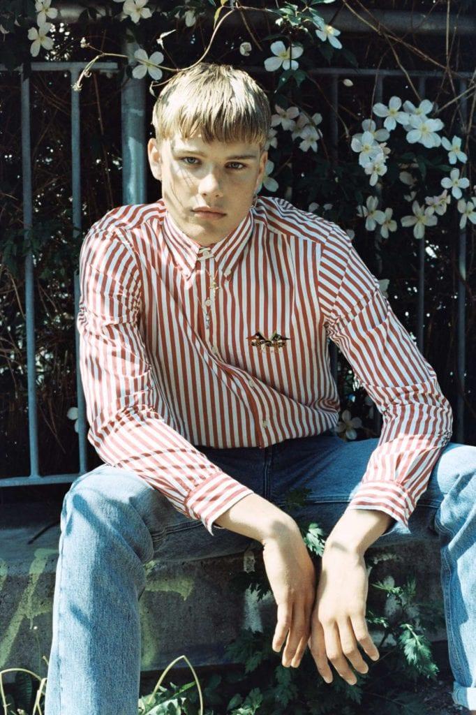 Oscar Wadsager by Amir Kuckovic Oscar Wadsager by Amir Kuckovic Vanity Teen 虚荣青年 Lifestyle & new faces magazine