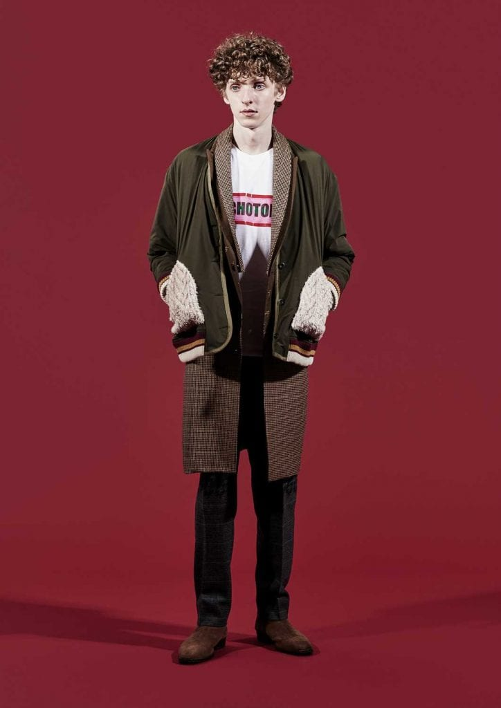 amok FW19 amok FW19 Vanity Teen 虚荣青年 Menswear & new faces magazine