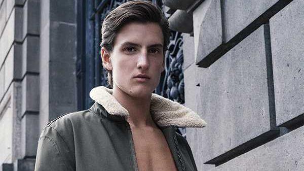 Borja del Río by Jorge Sánchez Borja del Río by Jorge Sánchez Vanity Teen 虚荣青年 Menswear & new faces magazine