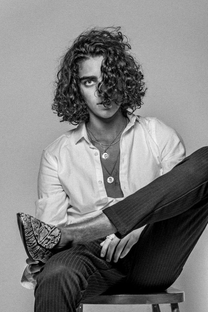 Cole Kippes by Niko Serpanos Cole Kippes by Niko Serpanos Vanity Teen 虚荣青年 Menswear & new faces magazine