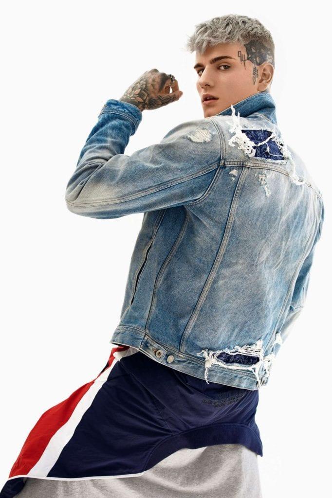 Connor Kern by Blake Ballard Connor Kern by Blake Ballard Vanity Teen Menswear & new faces magazine