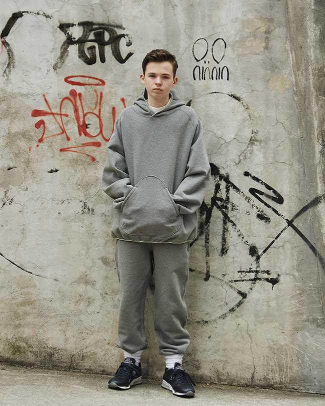 is-ness FW/19 is-ness FW/19 Vanity Teen 虚荣青年 Menswear & new faces magazine