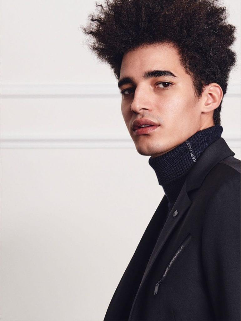 Karl Lagerfeld FW19 Karl Lagerfeld FW19 Vanity Teen 虚荣青年 Menswear & new faces magazine