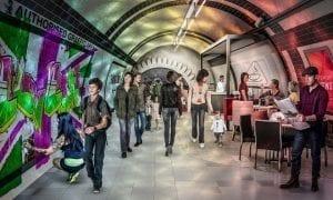 London Underline project