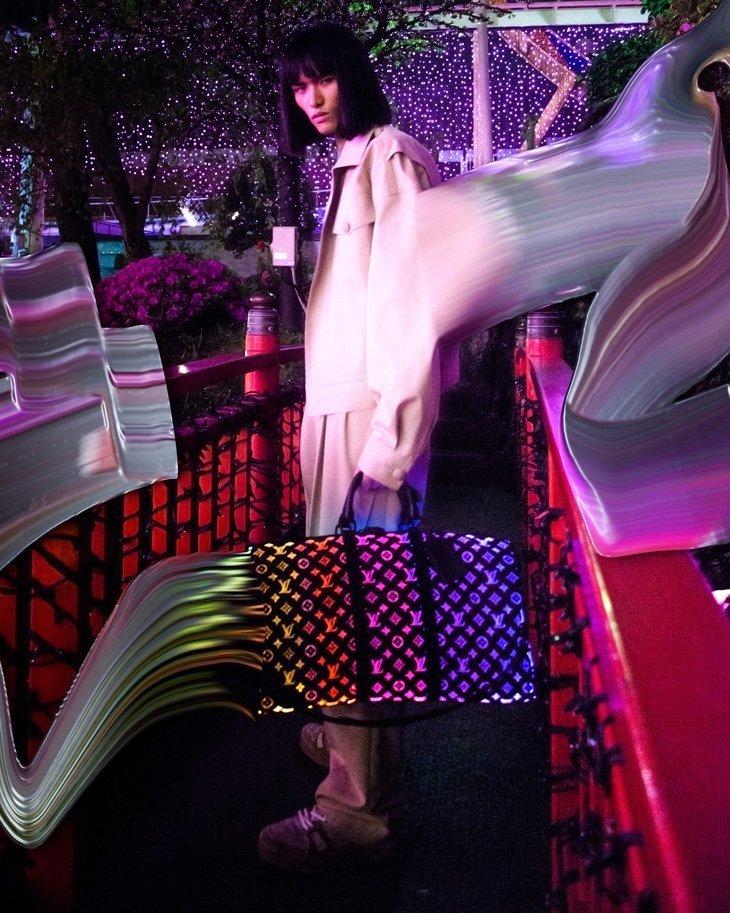 Luis Vuitton FW/19 Luis Vuitton FW/19 Vanity Teen 虚荣青年 Menswear & new faces magazine