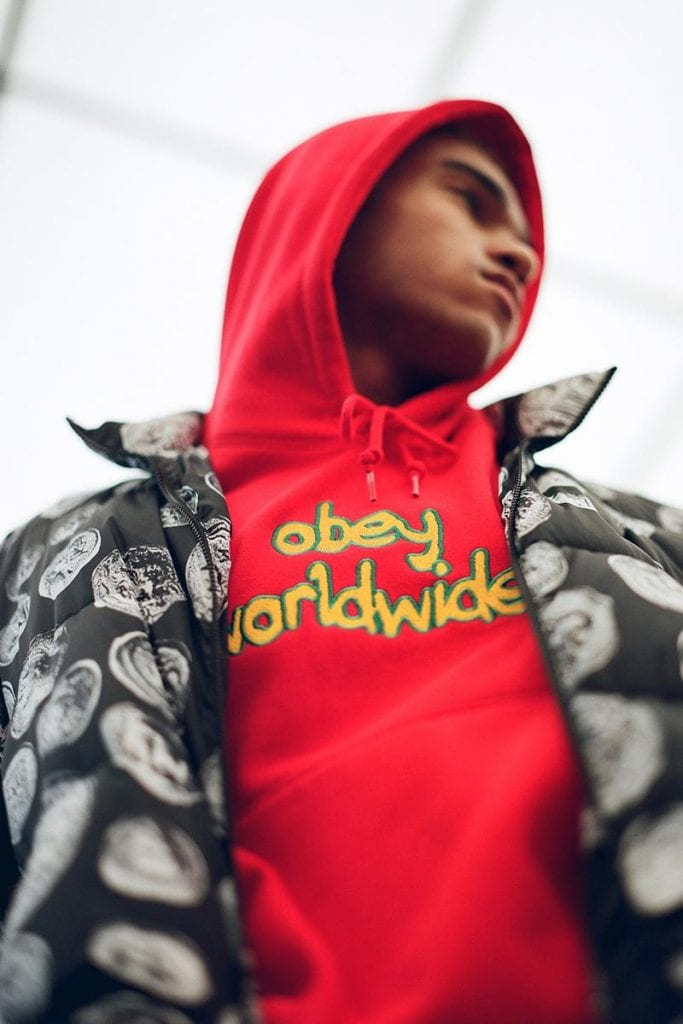 Obey FW19 Obey FW19 Vanity Teen 虚荣青年 Menswear & new faces magazine