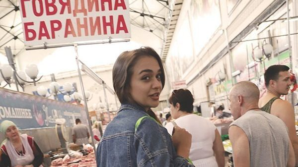 Olga King by Anastasia Kvariani  Olga King by Anastasia Kvariani Vanity Teen Menswear & new faces magazine