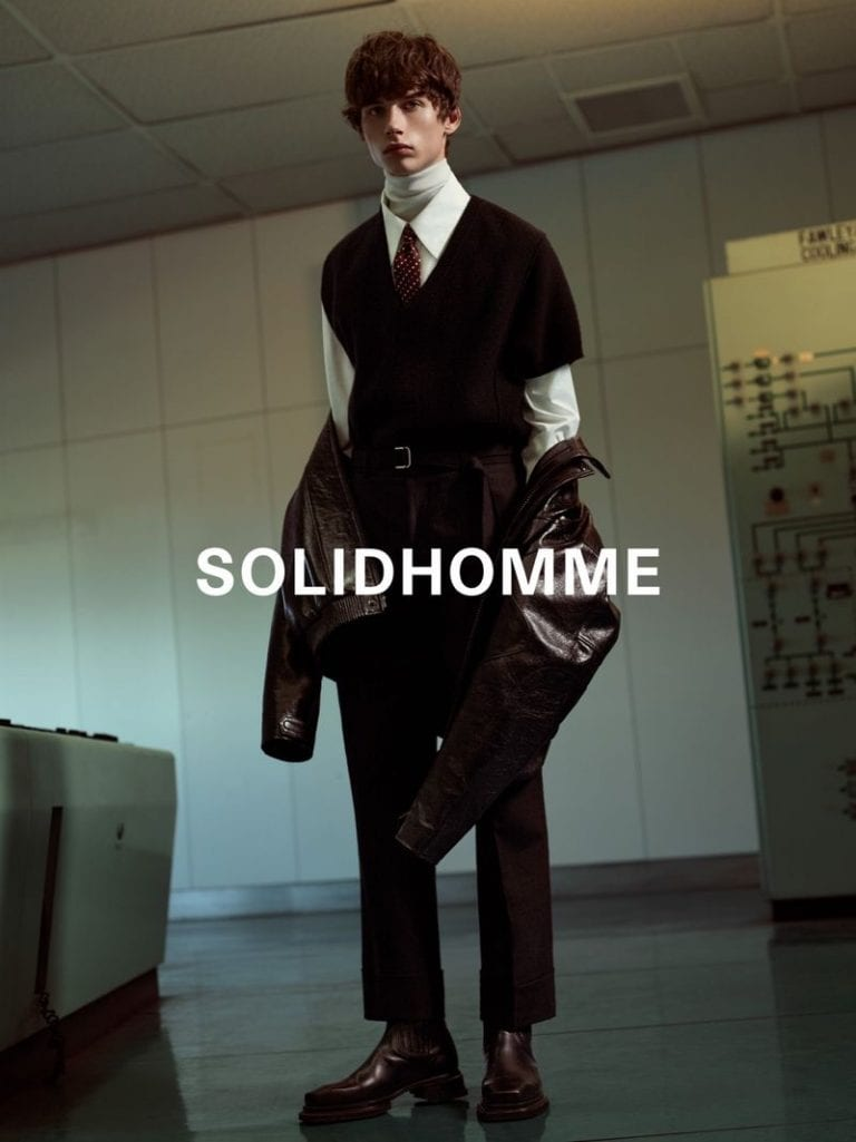 Solid Homme F/W 2019