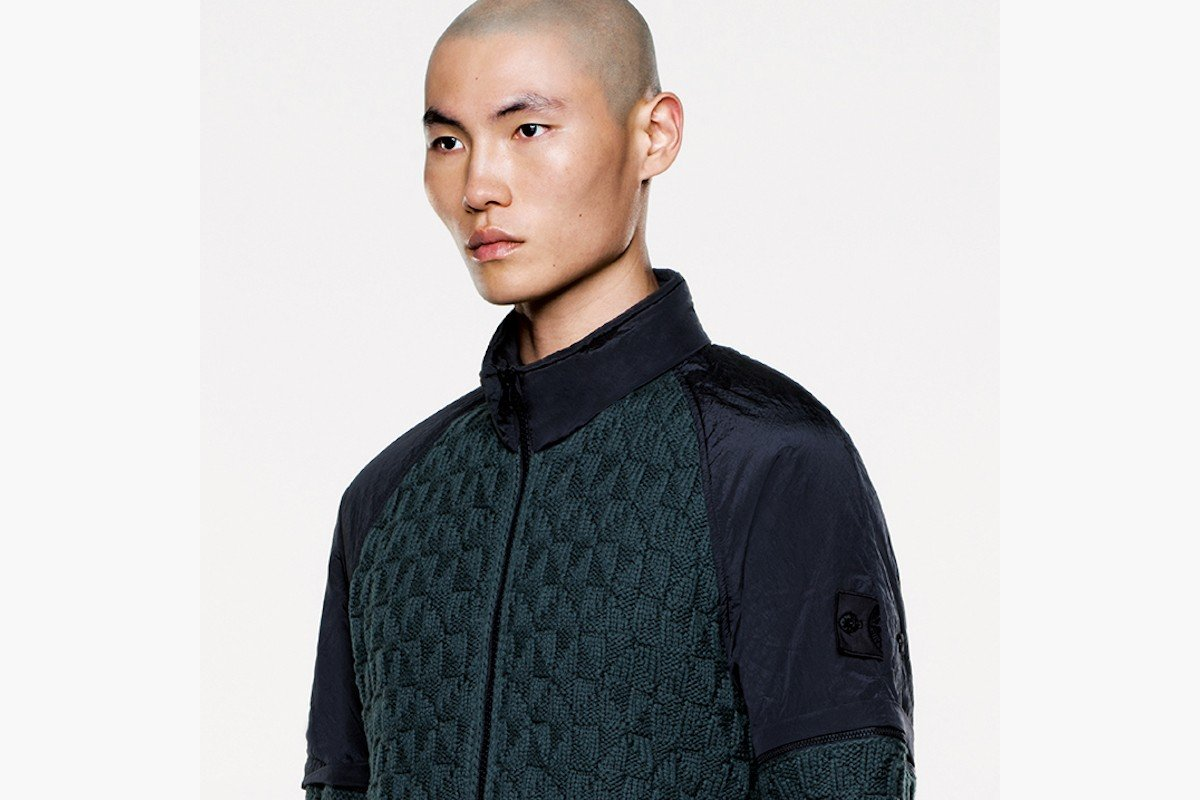 Stone Island Shadows Project Stone Island Shadows Project Vanity Teen 虚荣青年 Menswear & new faces magazine