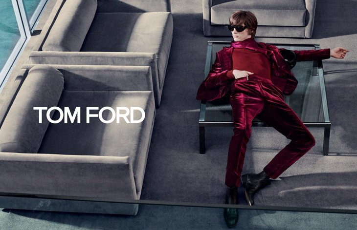 Tom Ford FW19  Tom Ford FW19 Vanity Teen Menswear & new faces magazine