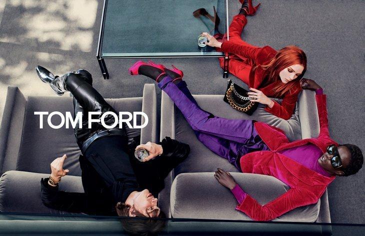 Tom Ford FW19 Tom Ford FW19 Vanity Teen 虚荣青年 Menswear & new faces magazine