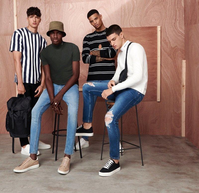 TOPMAN F/W 2019  TOPMAN F/W 2019 Vanity Teen Menswear & new faces magazine