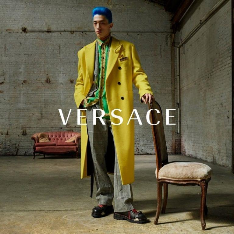 Versace F/W 2019