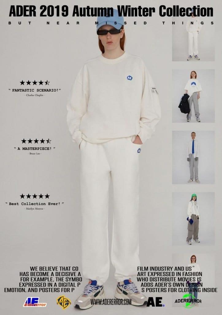 ADER FW19 ADER FW19 Vanity Teen 虚荣青年 Menswear & new faces magazine