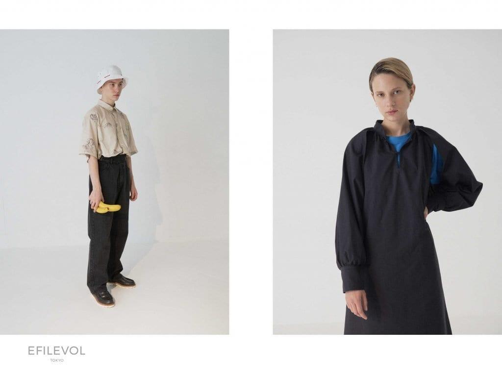 EFILEVOL SS20 EFILEVOL SS20 Vanity Teen 虚荣青年 Menswear & new faces magazine