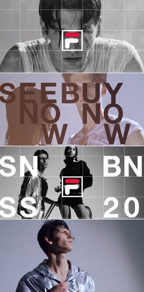 FILA SS20 FILA SS20 Vanity Teen 虚荣青年 Menswear & new faces magazine