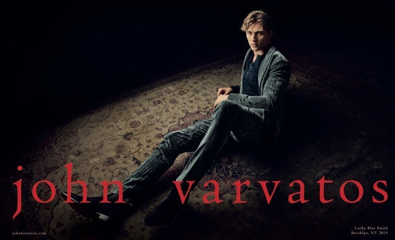 John Varvatos FW19 John Varvatos FW19 Vanity Teen 虚荣青年 Menswear & new faces magazine