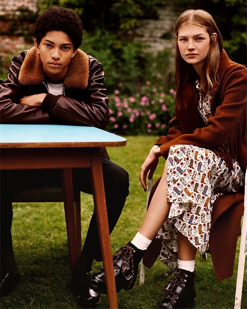 Sandro FW19 Sandro FW19 Vanity Teen 虚荣青年 Menswear & new faces magazine