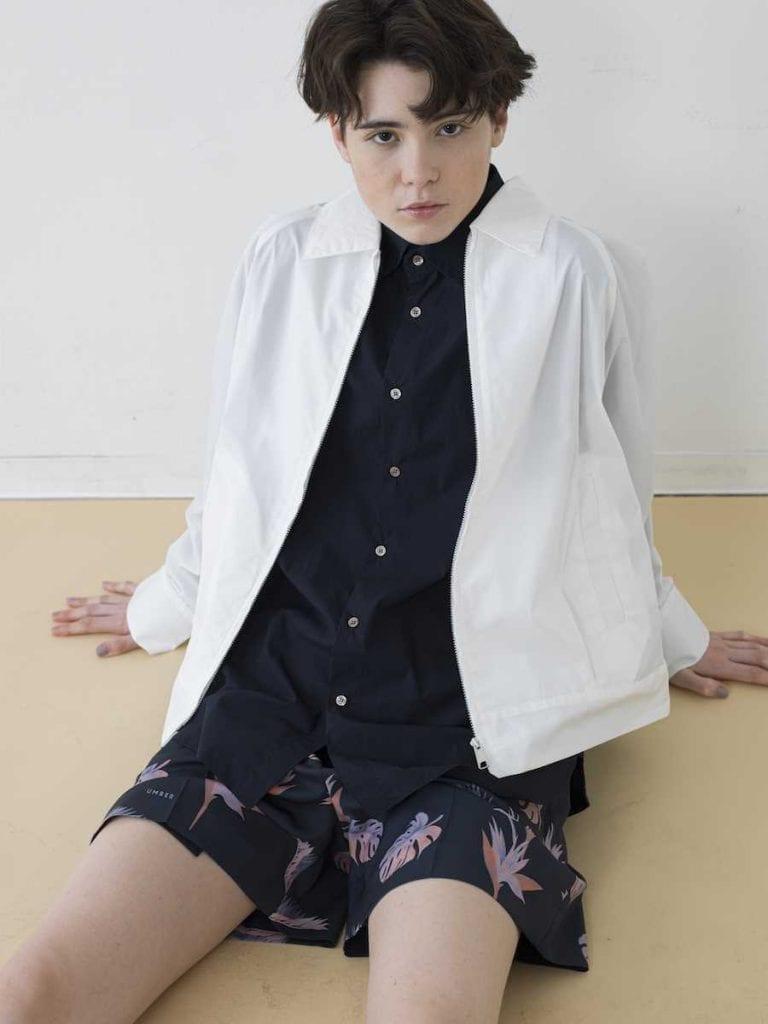 UMBER SS20 UMBER SS20 Vanity Teen 虚荣青年 Menswear & new faces magazine