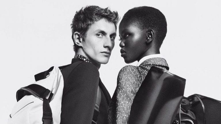 Givenchy 'Winter of Eden' Campaign