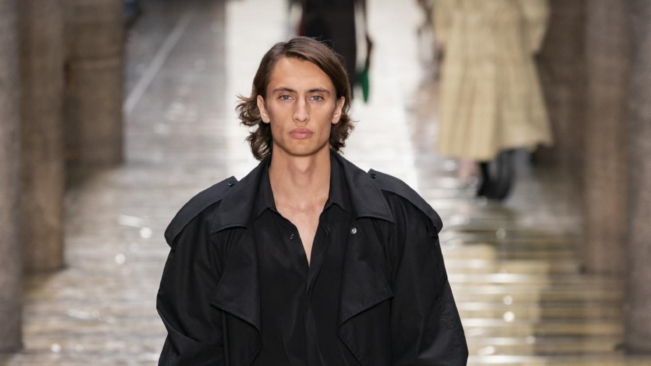 Bottega Veneta SS20 Bottega Veneta SS20 Vanity Teen Menswear & new faces magazine