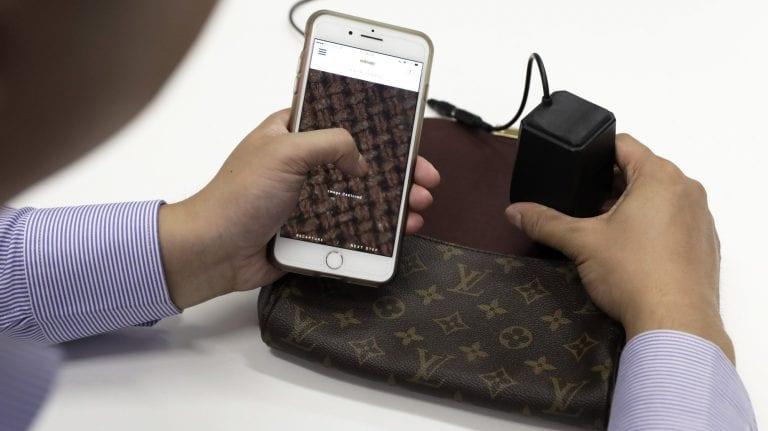 This APP Tells You If Your Handbag Is a Fake ENTRUPY