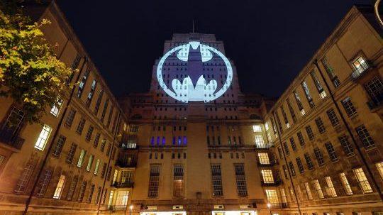 Batman day & Fornite