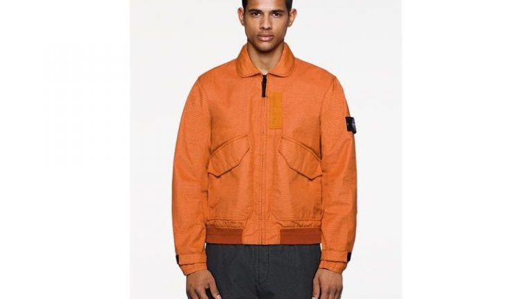 Stone Island Reflective Collection