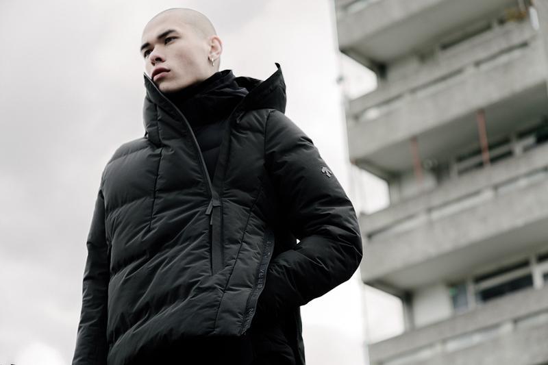 DESCENTE ALLTERRAIN FW19 DESCENTE ALLTERRAIN FW19 Vanity Teen 虚荣青年 Menswear & new faces magazine
