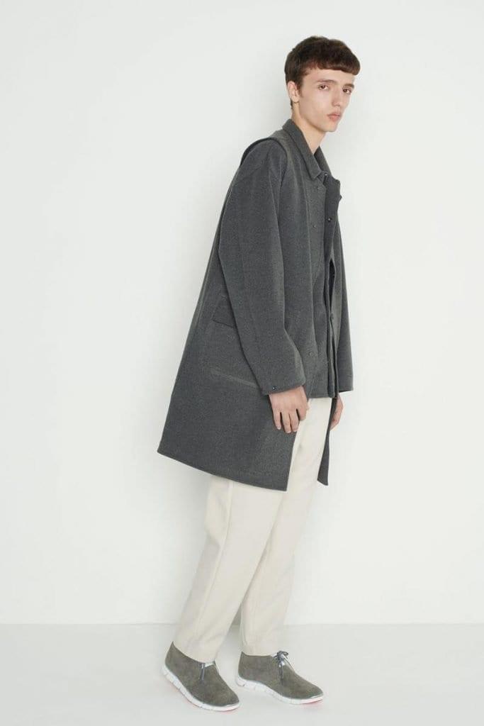 DESCENTE PAUSE FW19 DESCENTE PAUSE FW19 Vanity Teen 虚荣青年 Menswear & new faces magazine