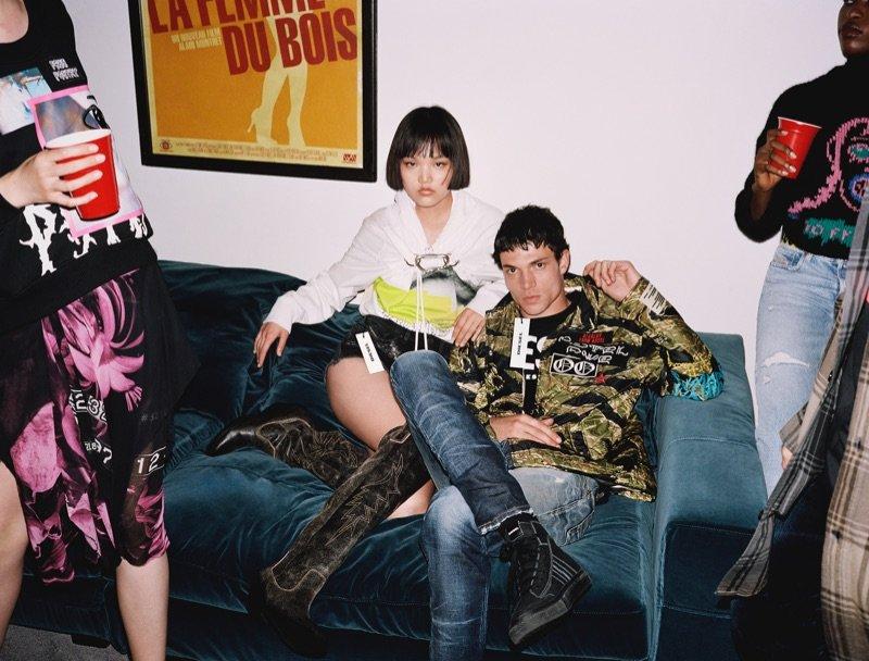 Diesel FW19 Diesel FW19 Vanity Teen 虚荣青年 Menswear & new faces magazine