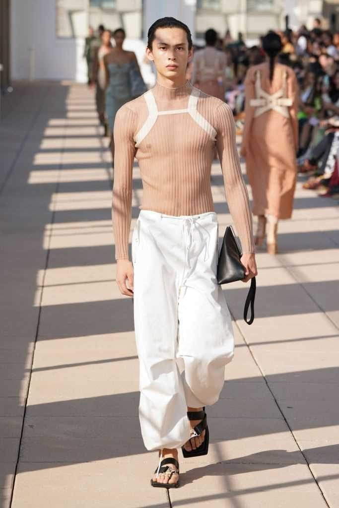 Dion Lee SS20 Dion Lee SS20 Vanity Teen Menswear & new faces magazine