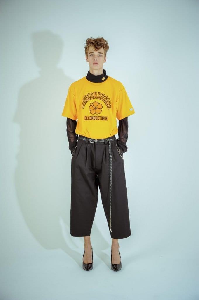 el conductorH SS20 el conductorH SS20 Vanity Teen 虚荣青年 Menswear & new faces magazine