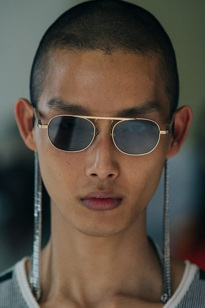 Études Eyewear Collection Études Eyewear Collection Vanity Teen 虚荣青年 Menswear & new faces magazine