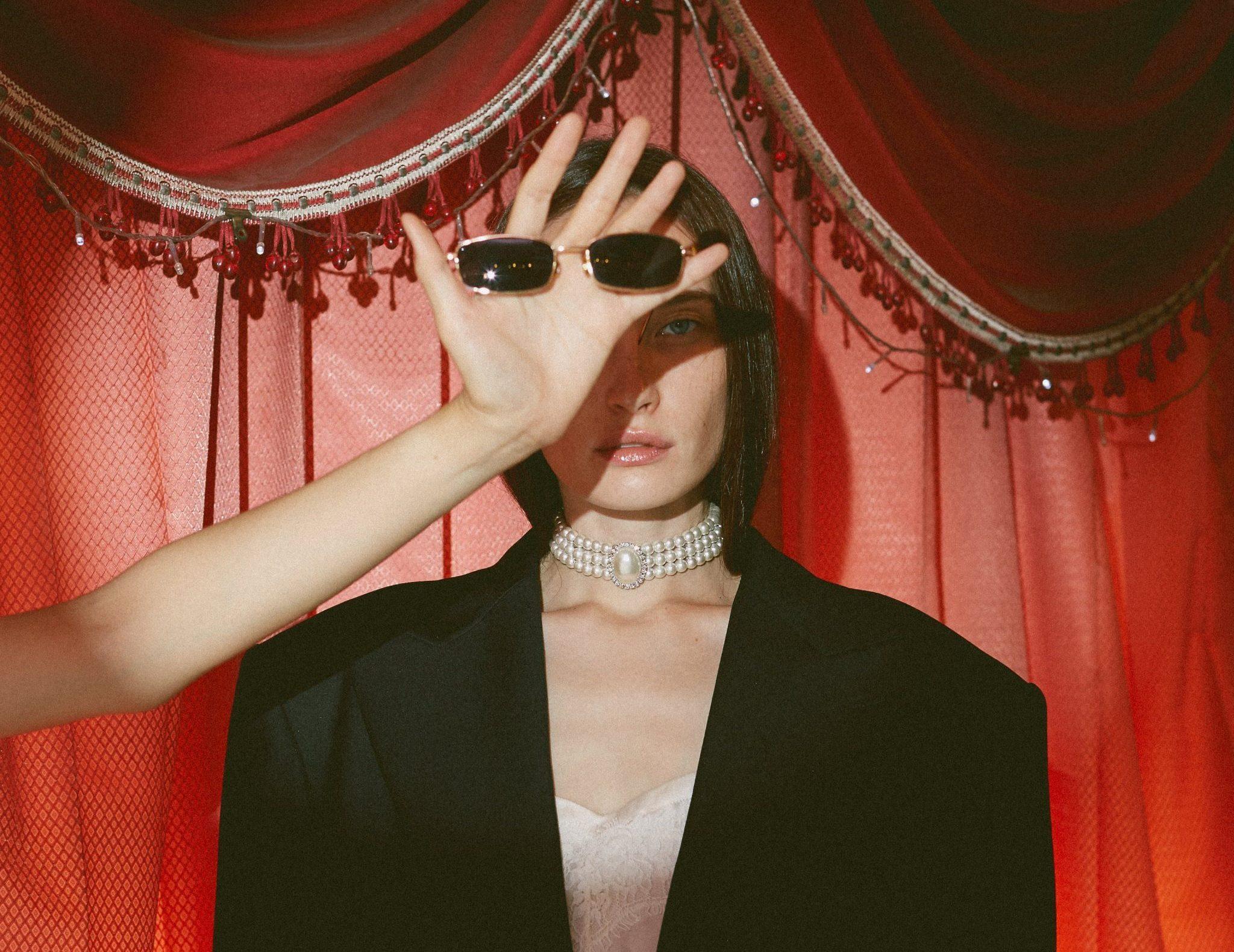 Sasha Dzhuglo by Gunn Kochapanya Sasha Dzhuglo by Gunn Kochapanya Vanity Teen 虚荣青年 Menswear & new faces magazine