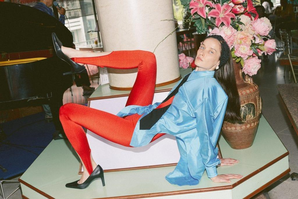 Sasha Dzhuglo by Gunn Kochapanya  Sasha Dzhuglo by Gunn Kochapanya Vanity Teen Menswear & new faces magazine