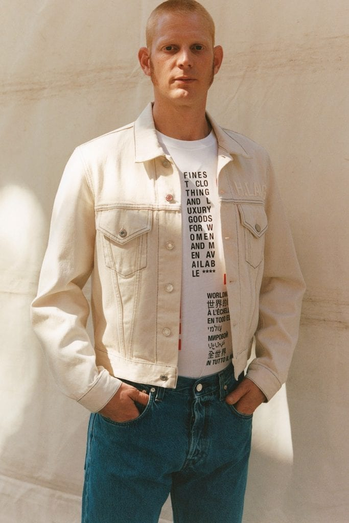 Helmut Lang FW Helmut Lang FW Vanity Teen 虚荣青年 Menswear & new faces magazine