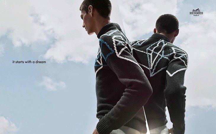 Hermès FW19 Hermès FW19 Vanity Teen 虚荣青年 Menswear & new faces magazine