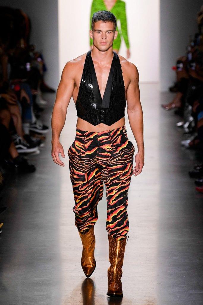 Jeremy Scott S/S 2020 Jeremy Scott S/S 2020 Vanity Teen 虚荣青年 Menswear & new faces magazine