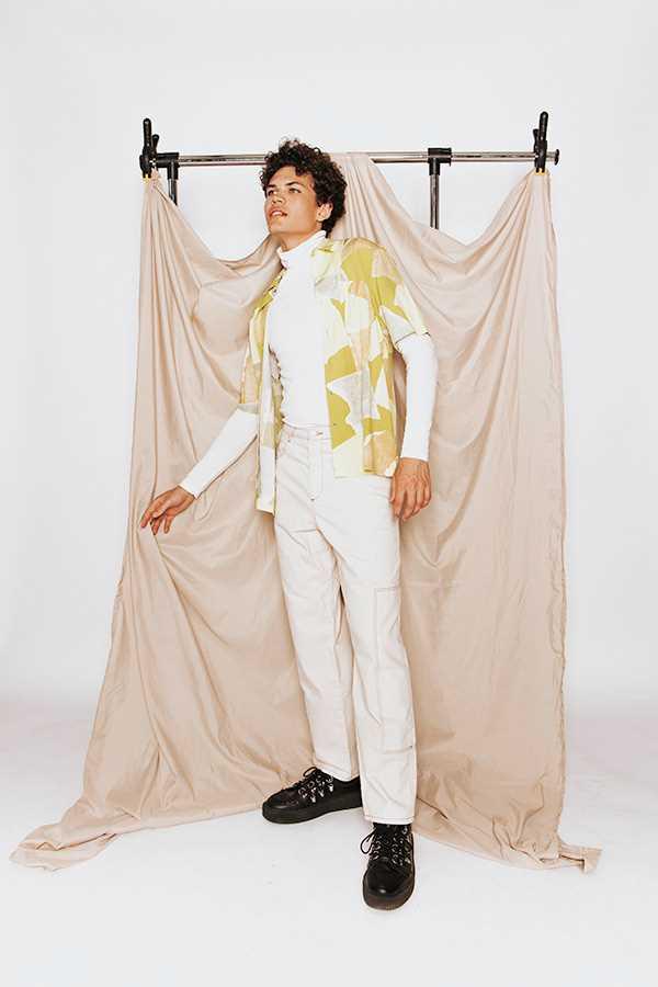 Joe Peavy by Jason Kent Joe Peavy by Jason Kent Vanity Teen 虚荣青年 Menswear & new faces magazine