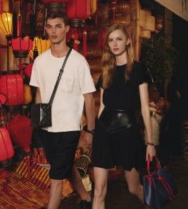 Louis Vuitton 'Spirit of Travel'