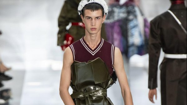 Maison Margiela SS20 Maison Margiela SS20 Vanity Teen Menswear & new faces magazine