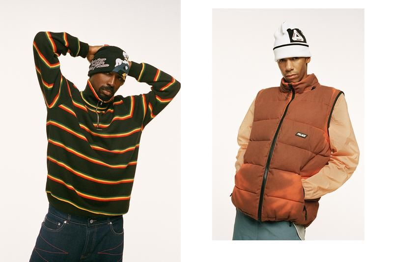 Palace Skateboards FW19 Palace Skateboards FW19 Vanity Teen 虚荣青年 Menswear & new faces magazine