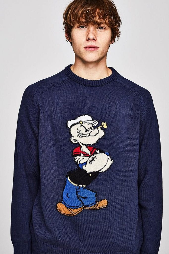 POP Trading Company 'Popeye' Collection POP Trading Company 'Popeye' Collection Vanity Teen 虚荣青年 Menswear & new faces magazine