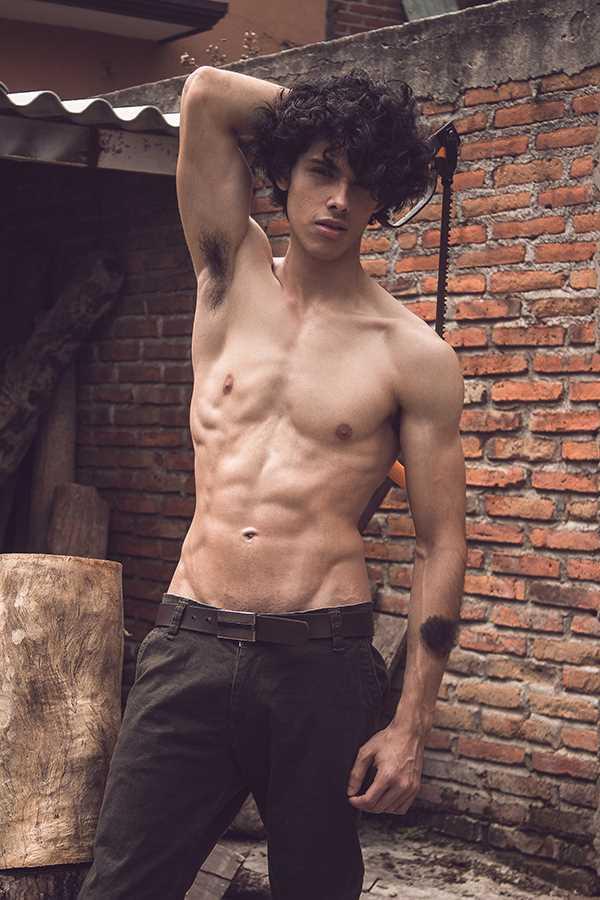 Rodolfo Bayardo by Ramses Alvarez  Rodolfo Bayardo by Ramses Alvarez Vanity Teen Menswear & new faces magazine