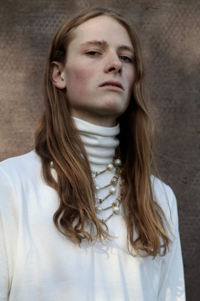 Sam Crowther by Nicola Collins Sam Crowther by Nicola Collins Vanity Teen 虚荣青年 Menswear & new faces magazine