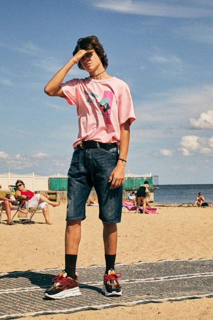 Sam Hurley by Sam Wallander Sam Hurley by Sam Wallander Vanity Teen 虚荣青年 Menswear & new faces magazine