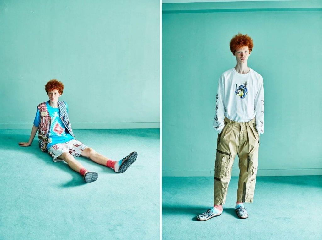 Seveskig FW19 Seveskig FW19 Vanity Teen 虚荣青年 Menswear & new faces magazine